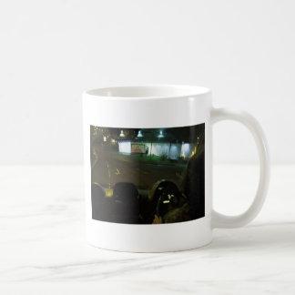 Nightlife Limo Drive View Paris France Europe Gift Coffee Mug