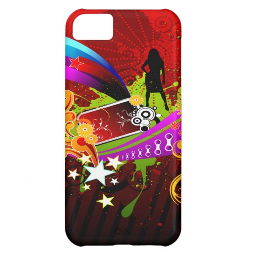 Nightlife Party Time iPhone 5C Cases