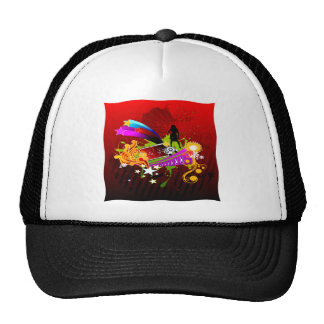 Nightlife Party Time Trucker Hats