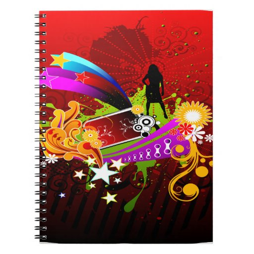 Nightlife Party Time Journal