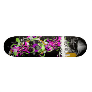 NightLife Skateboard Deck
