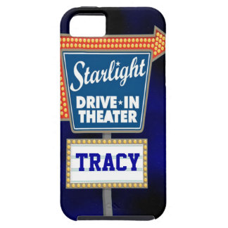 Nightly Stars Drive In Theater iPhone 5 Cover