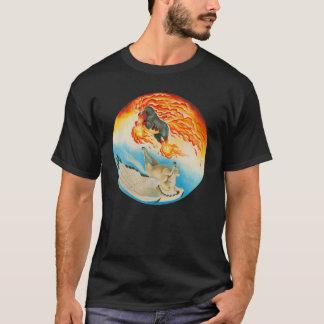 Nightmare and Mesa Pegasus Yin Yang T-Shirt