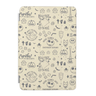 Nightmare Before Christmas | Everyday Is Halloween iPad Mini Cover