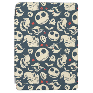 Nightmare Before Christmas | Oh What Joy - Pattern iPad Air Cover