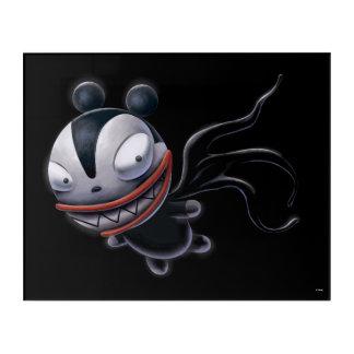 Nightmare Before Christmas | Scary Teddy Acrylic Wall Art
