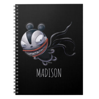 Nightmare Before Christmas | Scary Teddy Notebooks