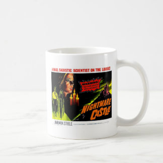 Nightmare Castle Coffee Mug