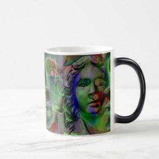 Nightmare Green Magic Morphing Mug