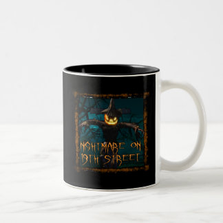Nightmare on 19th Street 2009 Two-Tone Coffee Mug