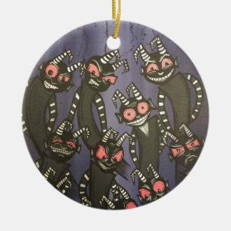 Nightmare Ornaments