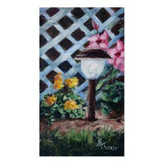 Nights Garden Art Card Pack Of Standard Business Cards