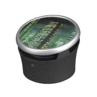 Nightscape, Shinjuku, Tokyo, Japan Bluetooth Speaker
