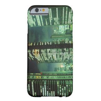 Nightscape, Shinjuku, Tokyo, Japan Barely There iPhone 6 Case