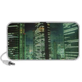 Nightscape, Shinjuku, Tokyo, Japan Speaker System