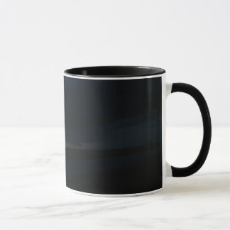 Nighttime Double Lightning Coffee Mug