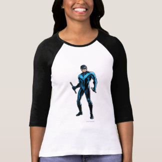 Nightwing Stands T-Shirt