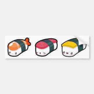 Nigiri Bumper Sticker