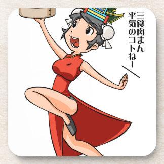 nihao English story Yokohama Kanagawa Yuru-chara Coaster