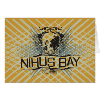 Nihus Bay Skull Graphic Tshirts and Gifts Cards