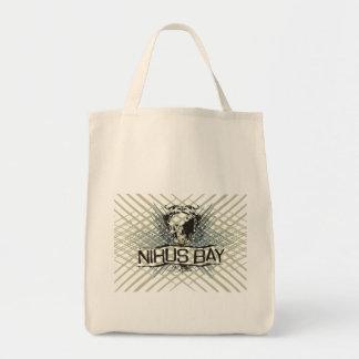 Nihus Bay Skull Graphic Tshirts and Gifts Bag