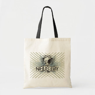 Nihus Bay Skull Graphic Tshirts and Gifts Canvas Bags
