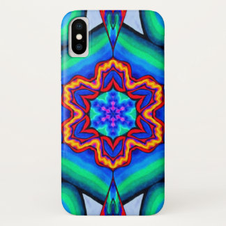 Nija Demon Star Mandala Case