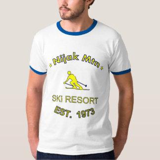 Nijak Mountain Ski Resort Tees