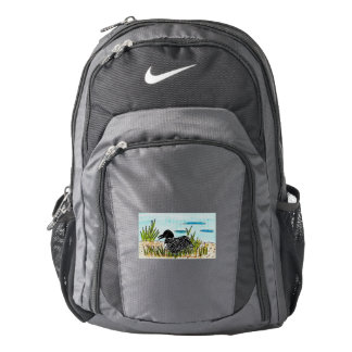 NIKE PERFORMANCE BACKPACK - NESTING LOON