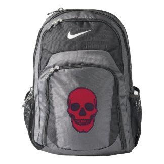 Nike Red Dead Skull Performance Backpack
