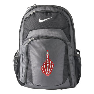 Nike Skeleton Middle Finger Performance Backpack