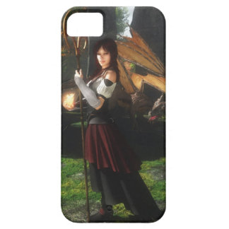 Niki Dragonflame iPhone 5 Cover
