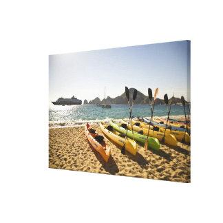 Nikki Beach, Me Resort by Melia Cabo, Cabo San Gallery Wrap Canvas