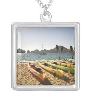 Nikki Beach, Me Resort by Melia Cabo, Cabo San Square Pendant Necklace