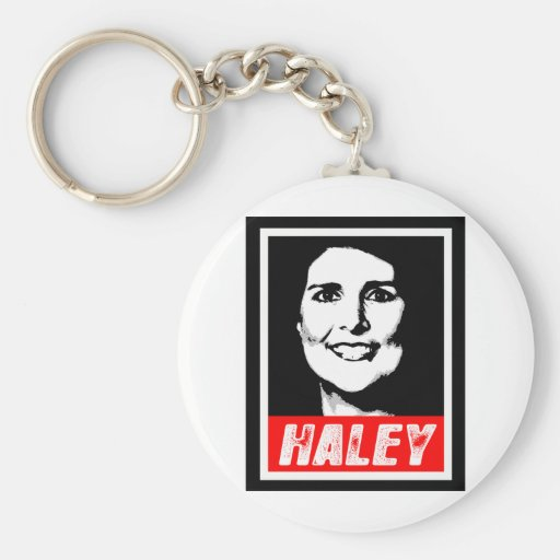 NIKKI HALEY INK BLOCK.png Key Chains