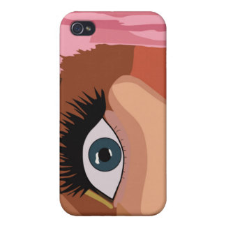 nikki minaj Cellphone cover iPhone 4 Covers