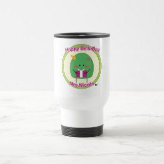 Nikki-mug Travel Mug