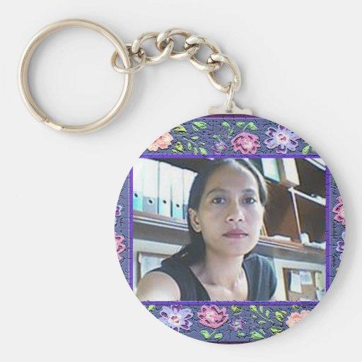 Nikkie Keychain