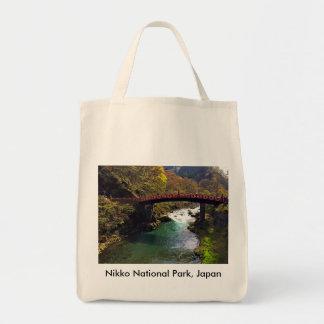 Nikko National Park, Japan Cotton Tote Bag