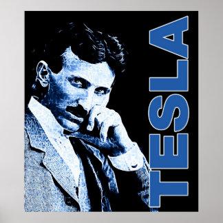 Nikloa Tesla Poster