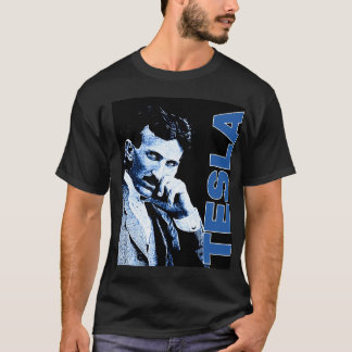 Nikloa Tesla T-Shirt