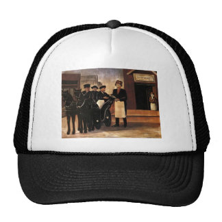 Niko Pirosmani- Phaeton near eatery Trucker Hats