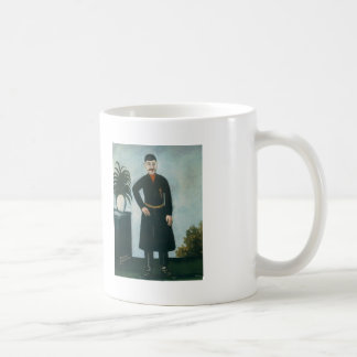 Niko Pirosmani- Portrait of Alexander Garanov Mugs