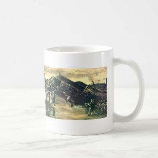 Niko Pirosmani- Wedding in Kakheti Coffee Mug