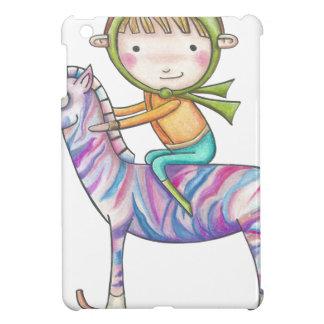 Niko the small explorer and his free iPad mini covers