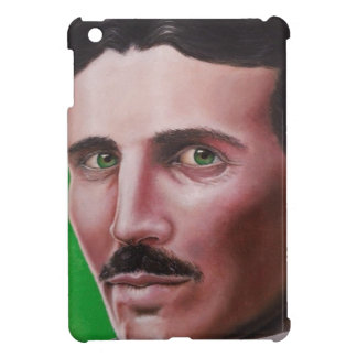Nikola on the iPad Case