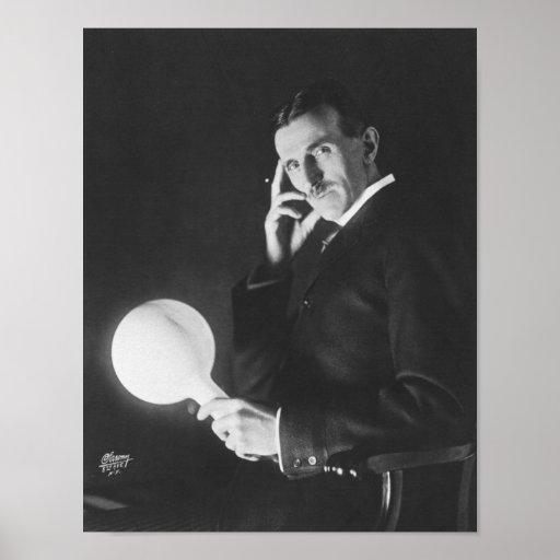 Nikola Tesla, 1898. Posters