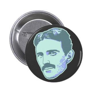 Nikola Tesla Buttons