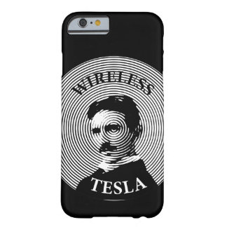Nikola Tesla Barely There iPhone 6 Case