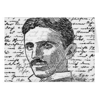 Nikola Tesla Card